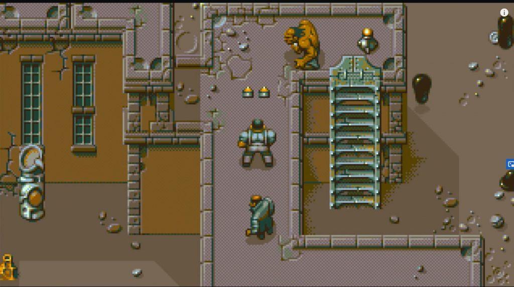 Chaos Engine Screenshot