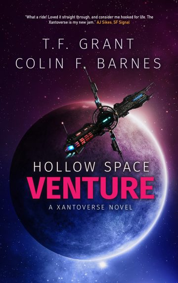 Hollow Space: Venture