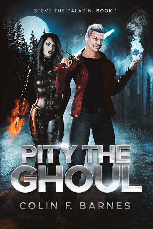 Pity the Ghoul Book Cover
